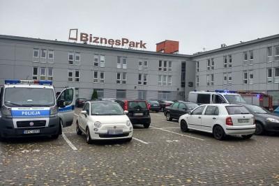 ewakuacja_biznes_park_kraszewskiego_SG