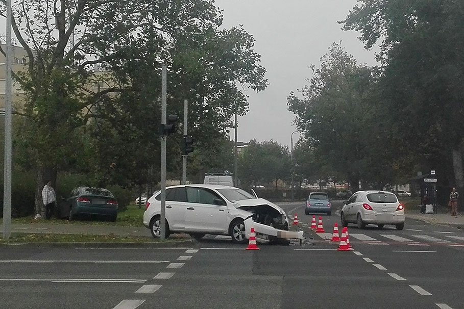 wypadek_rondo_wielkopolskie_ED