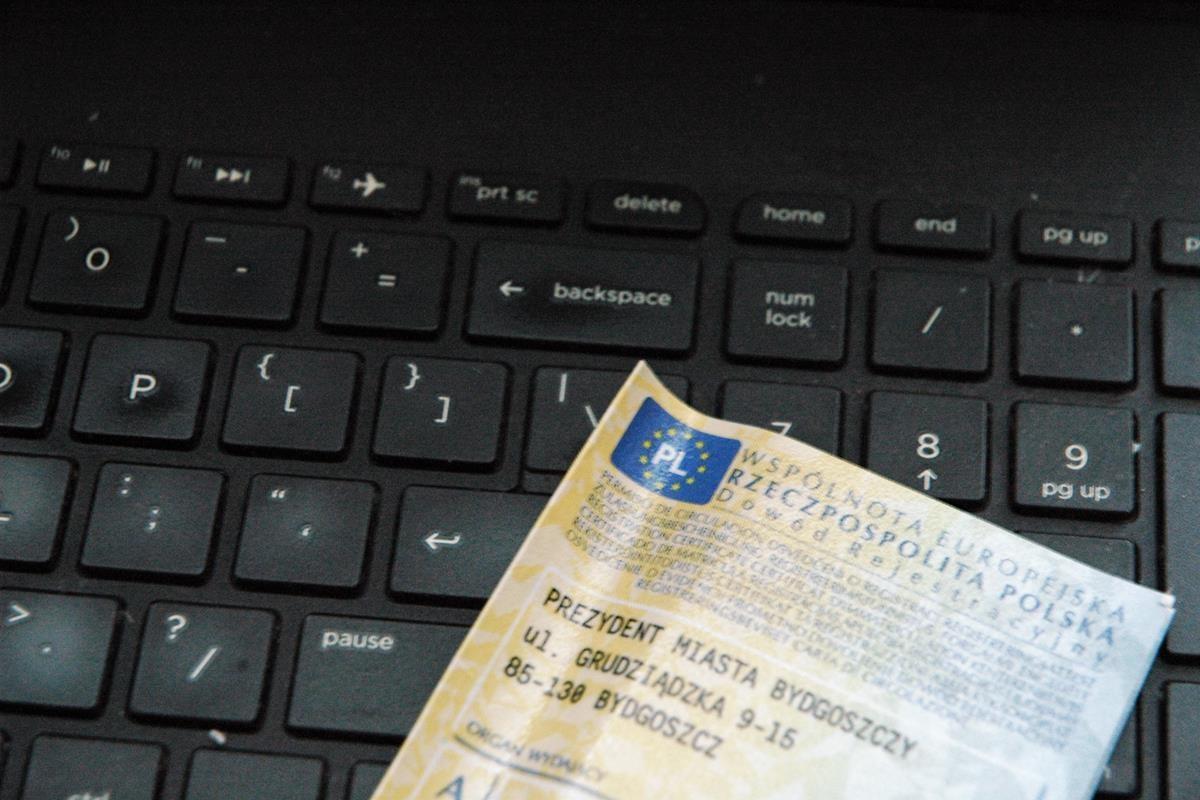 CEPiK_Rejestracja Pojazdów
