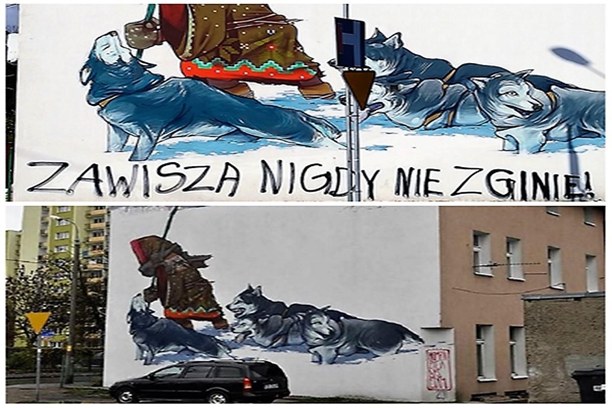 Karpacka 29 Mural