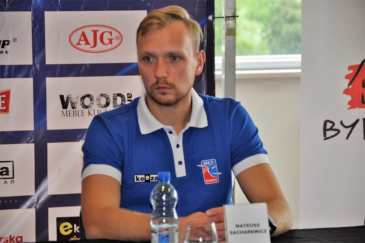 Mateusz Sacharewicz - SG