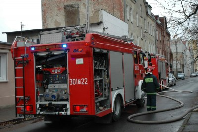 Pożar_straż pożarna_Nowodworska_SG (2)