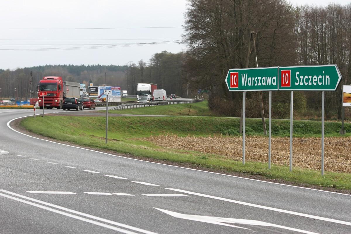 droga krajowa 10 Bydgoszcz