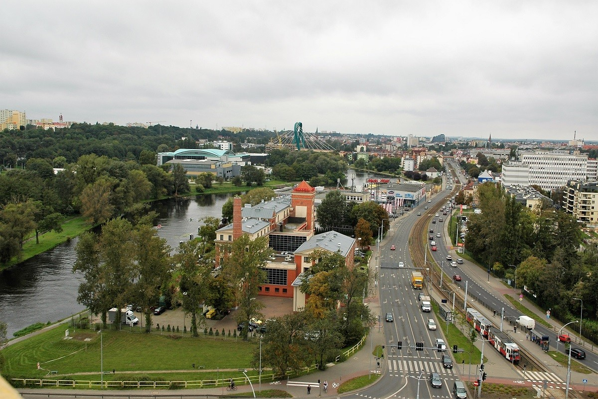 Widok na Bydgoszcz1