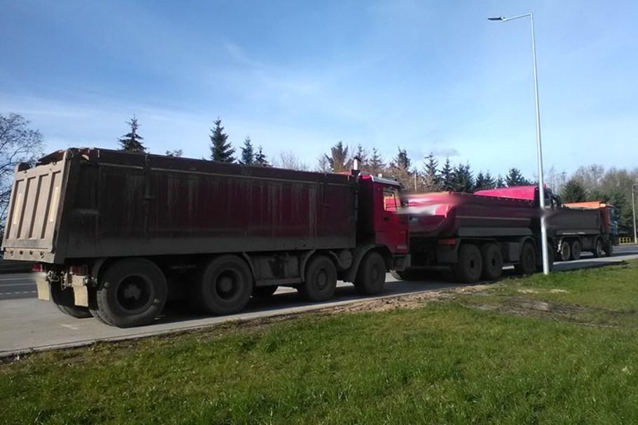 ciężarówki, kontrola - itd (2)