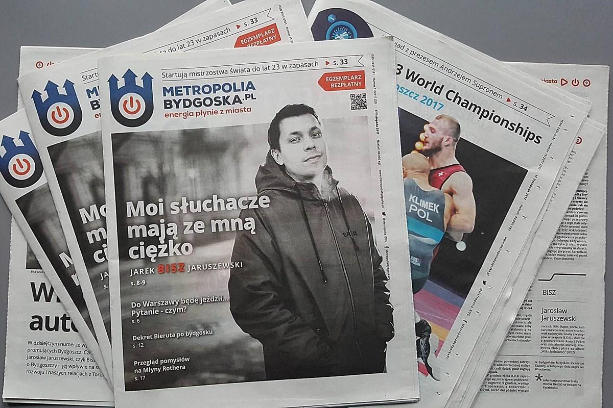 gazeta, listopad