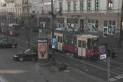 gdanska, tramwaje - its