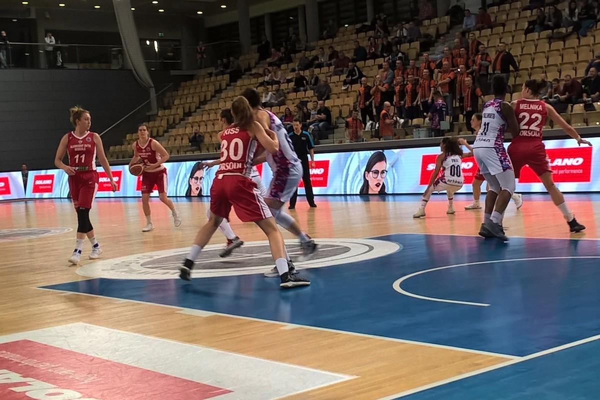 Artego Bydgoszcz - DVTK Miskolc_EuroCup