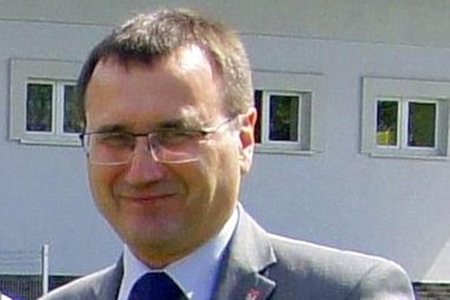 Artur Michalak_Burmistrz Szubina
