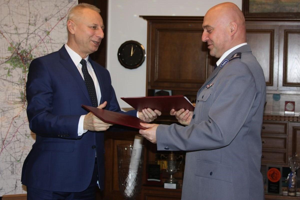 Inowrocław_policja_Marcin Ratajczak_Ryszard Brejza_porozumienie-1