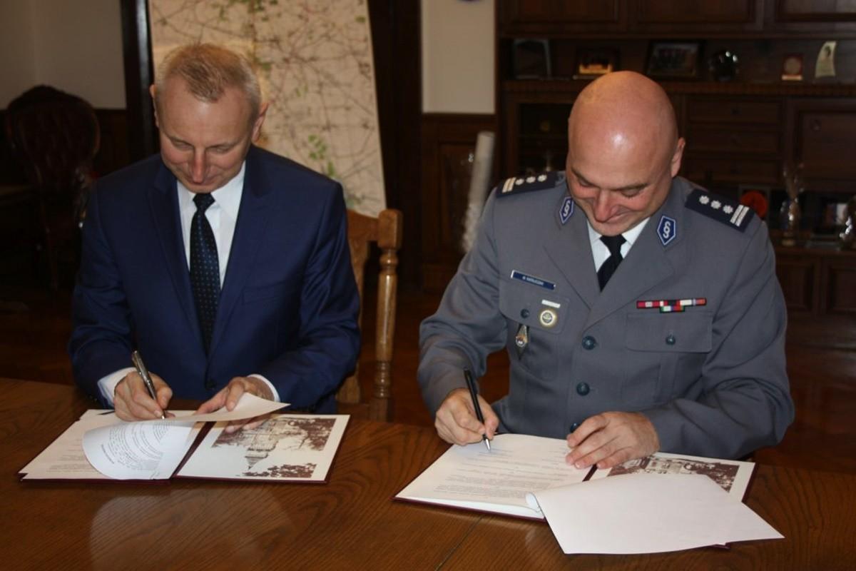 Inowrocław_policja_Marcin Ratajczak_Ryszard Brejza_porozumienie