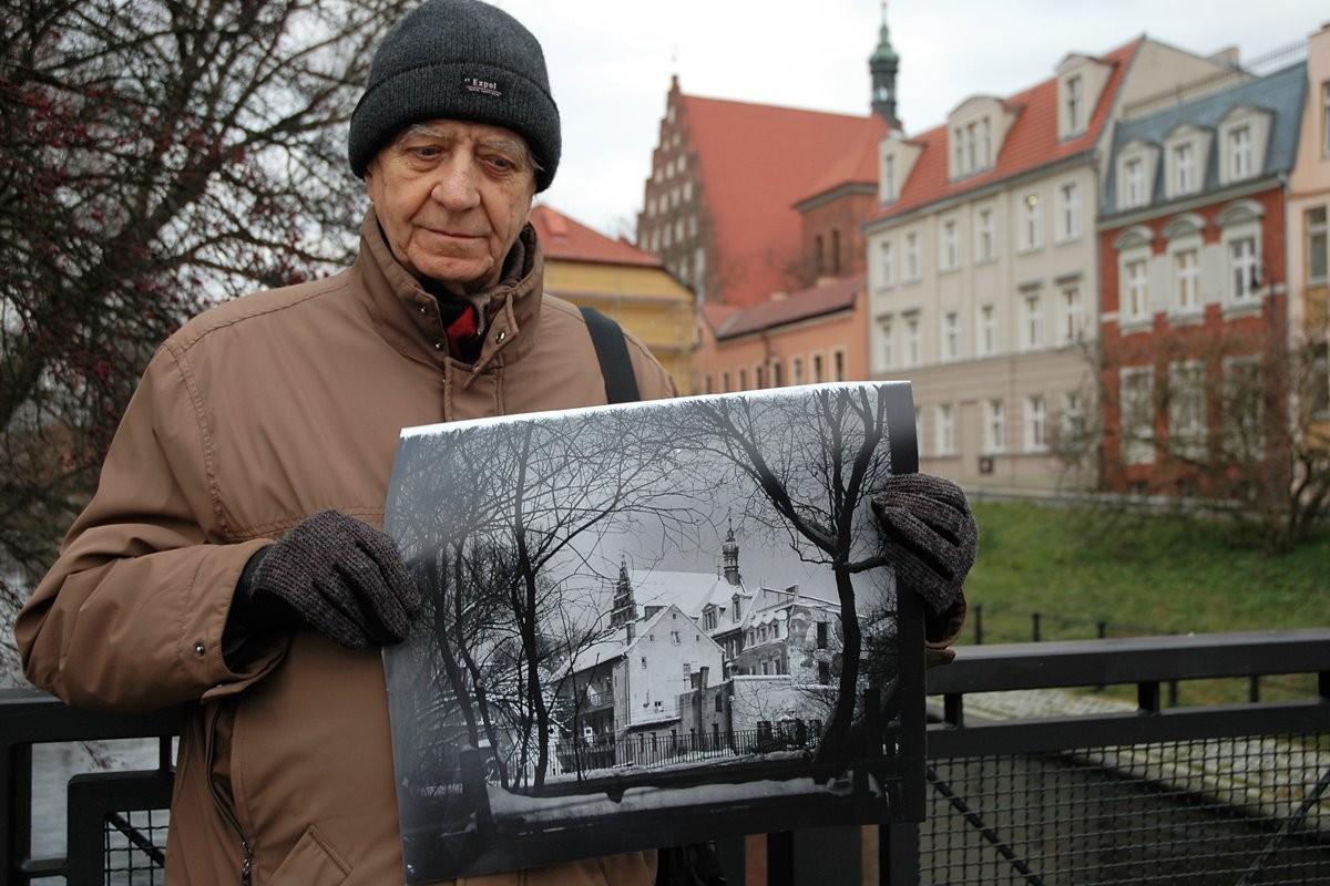 Jerzy Riegel - fot. Stanisław Gazda