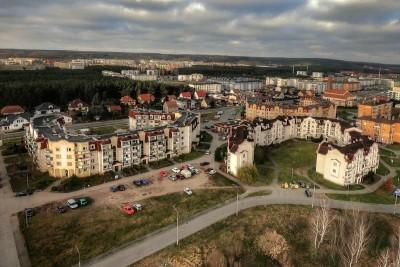 Tatrzańskie, Nad Wisłą, Fordon - FlyFotoPro główne