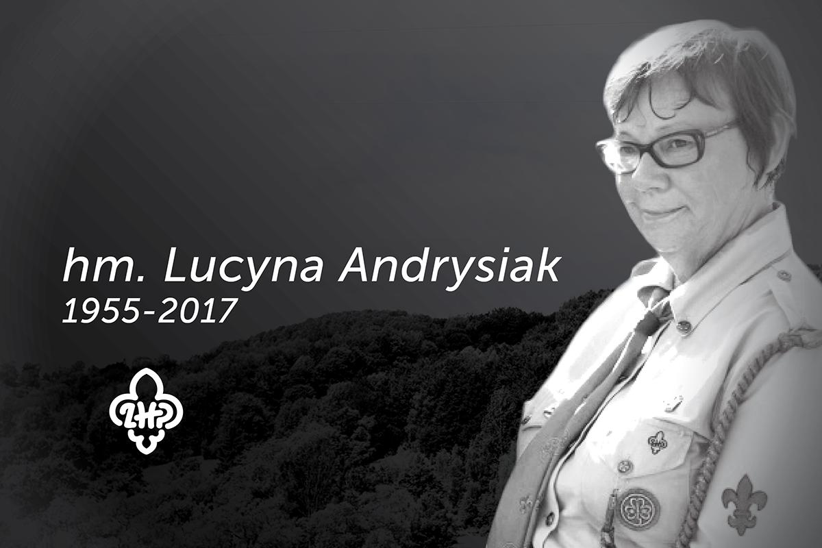 lucyna andrysiak, kp zhp