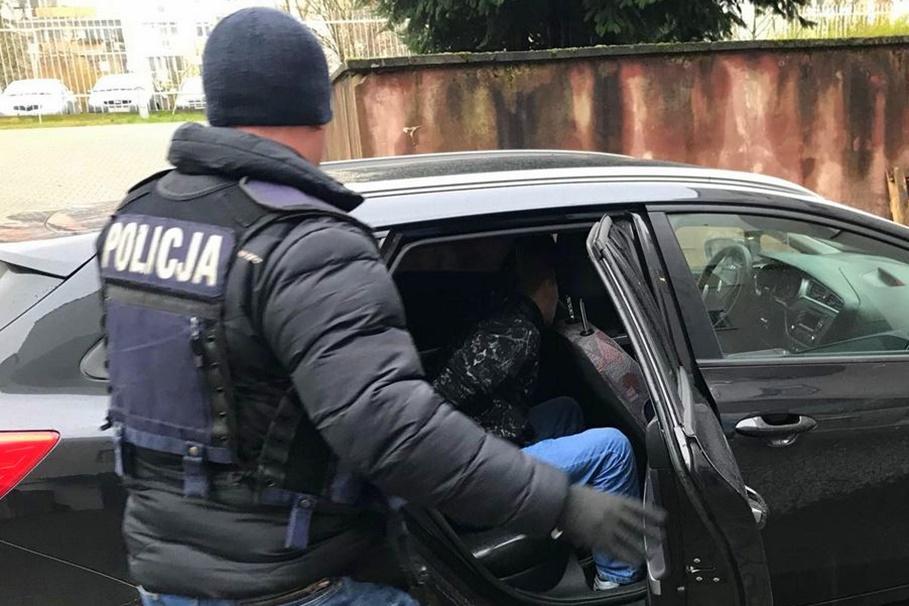 policja_KWP Bydgoszcz_Zatrzymanie 2
