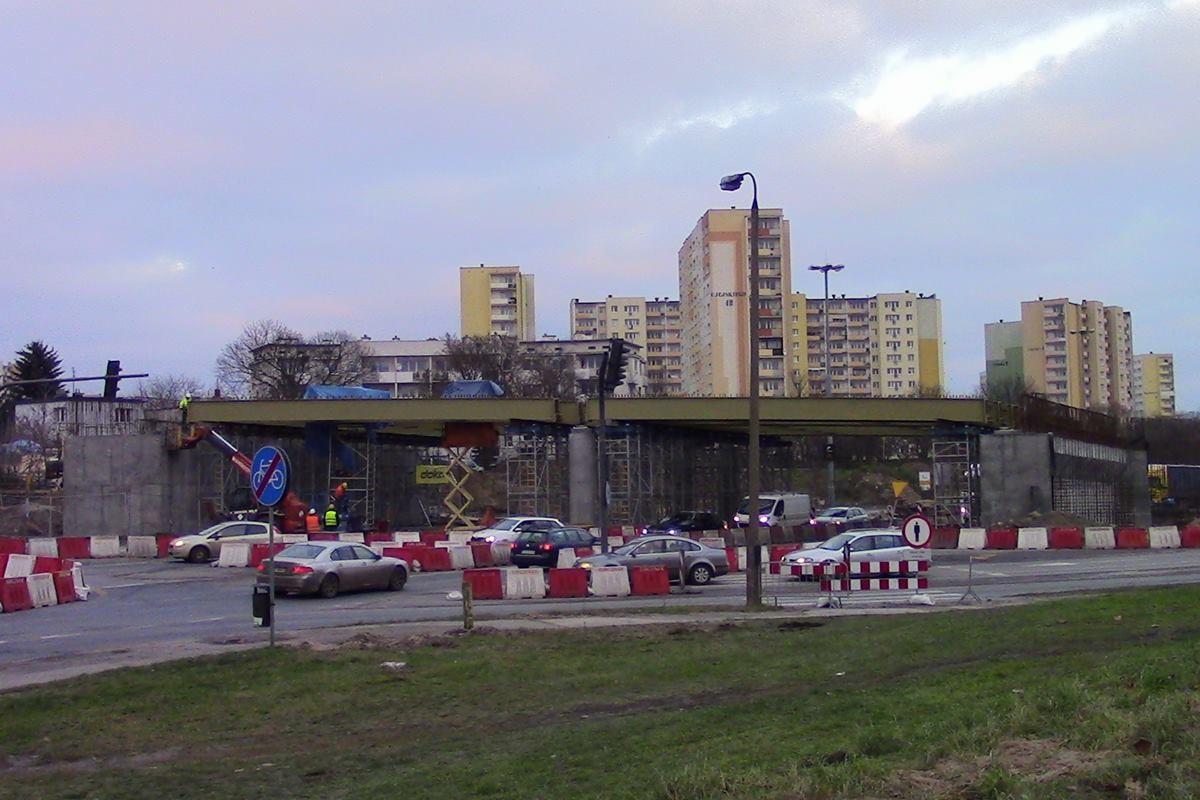 trasa Uniwersytecka Bydgoszcz