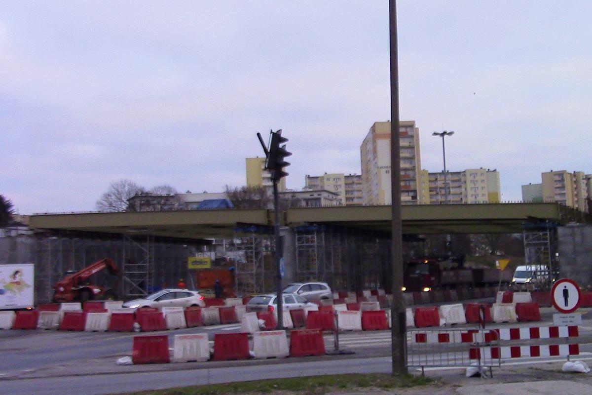 rozbudowa trasy Uniwersyteckiej Bydgoszcz