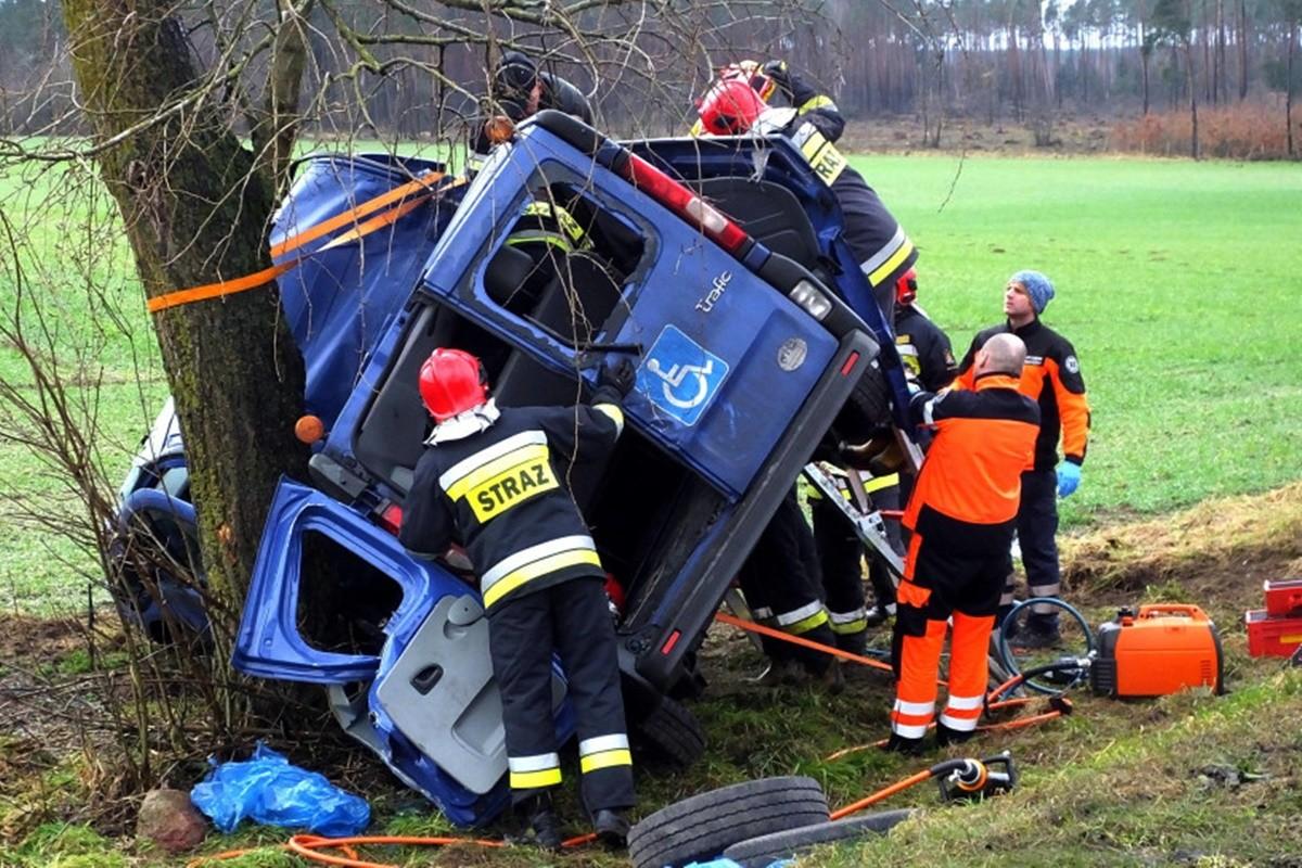śmiertelny wypadek_wieszki_DW246-Zbigniew Kubisz-2