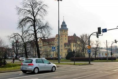 rondo Grunwaldzkie Bydgoszcz