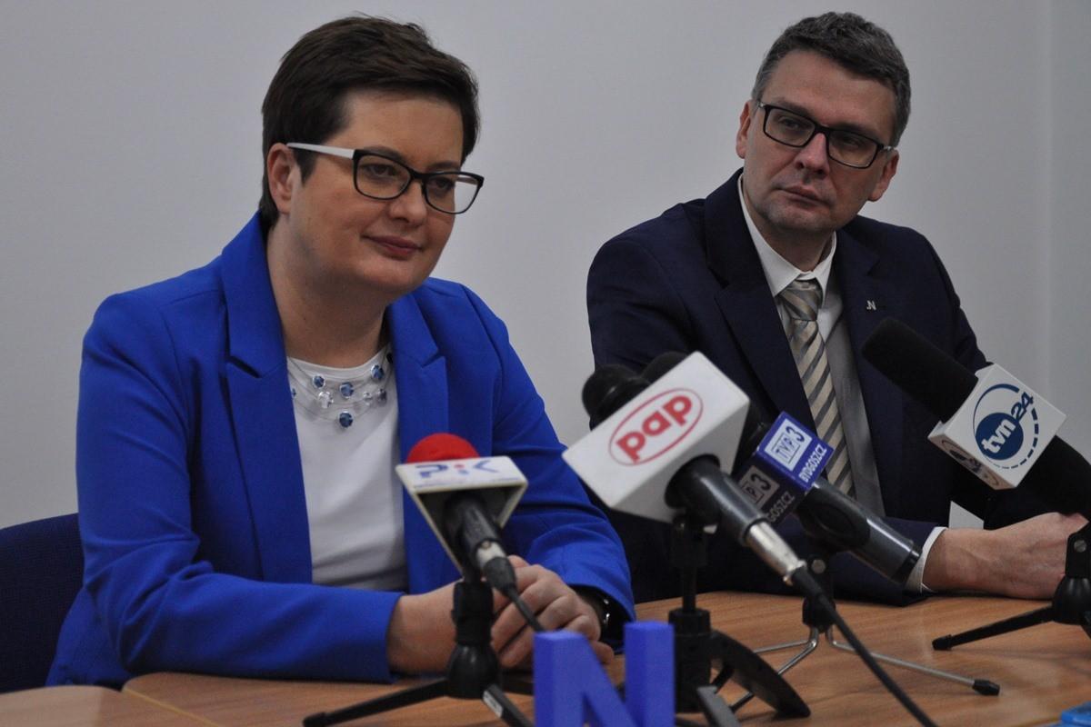 Katarzyna Lubnauer, Michał Grzybowski, Nowoczesna - ST (1)