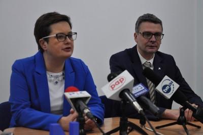 Katarzyna Lubnauer, Michał Grzybowski, Nowoczesna - ST (2)