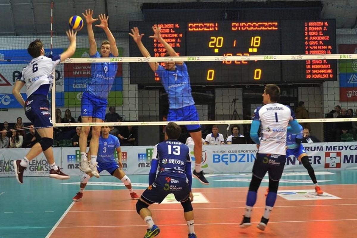 MKS Będzin-Łuczniczka Bydgoszcz_PlusLiga_Wojciech Borkowski_Filipiak-Szalacha
