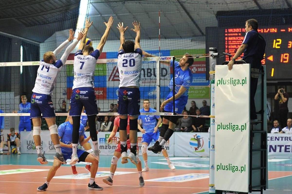 MKS Będzin-Łuczniczka Bydgoszcz_PlusLiga_Wojciech Borkowski_Rohnka