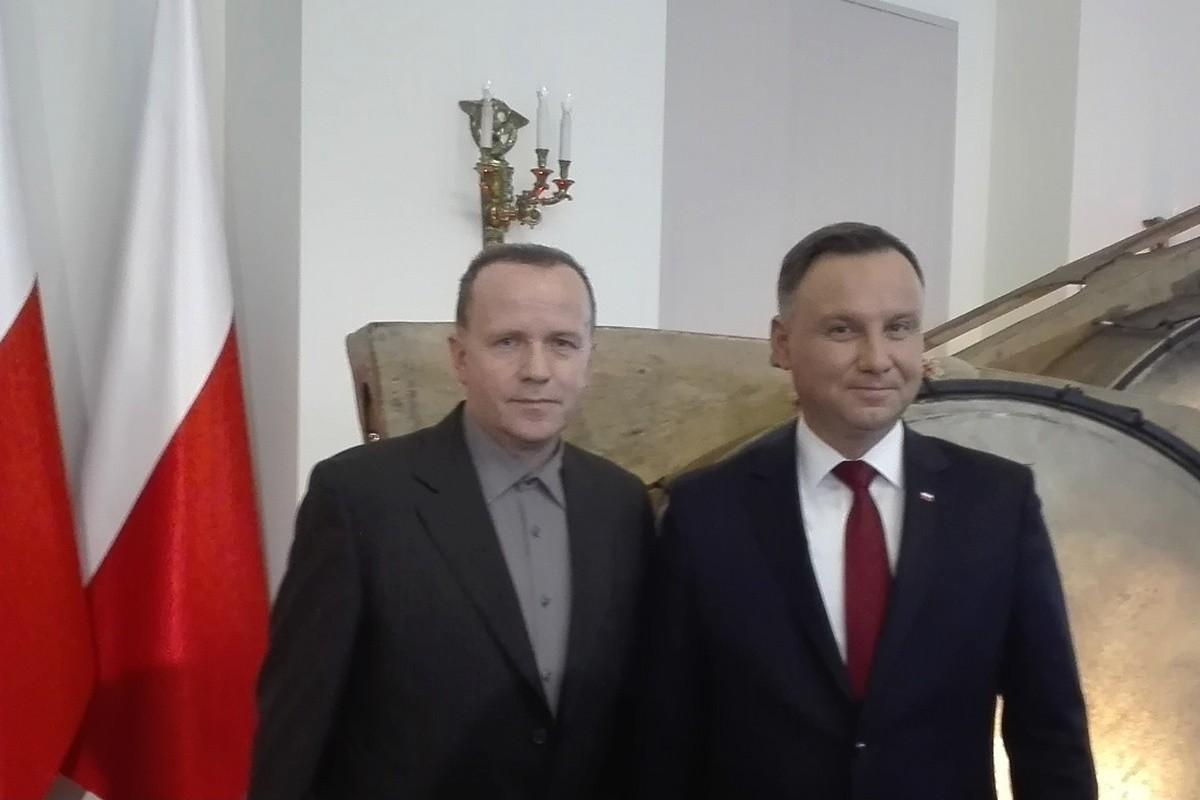 Piotr Kubiak_Andrzej Duda_zaproszenie_Bydgoszcz