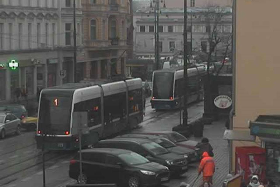 gdańska, tramwaj - its (1)