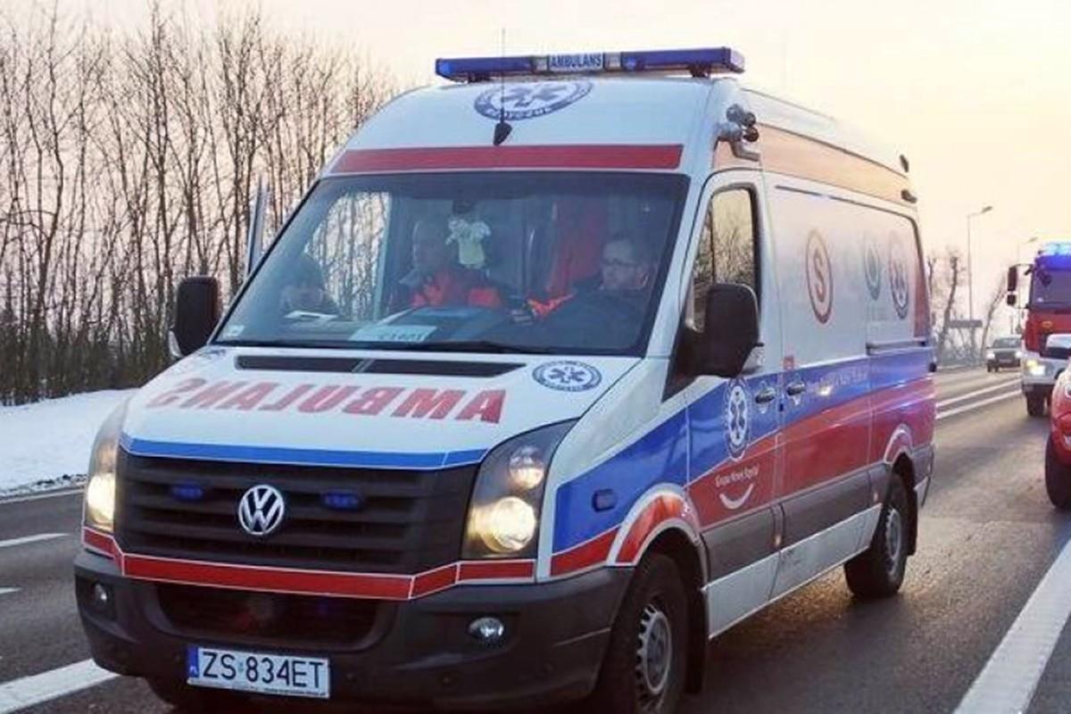 karetka S_Nowy Szpital w Szubinie i Nakle_Zbigniew Kubisz