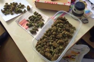 marihuana i amfetamina