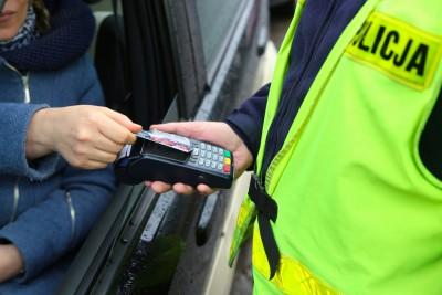 policja, mandat, karta - KWP (1)