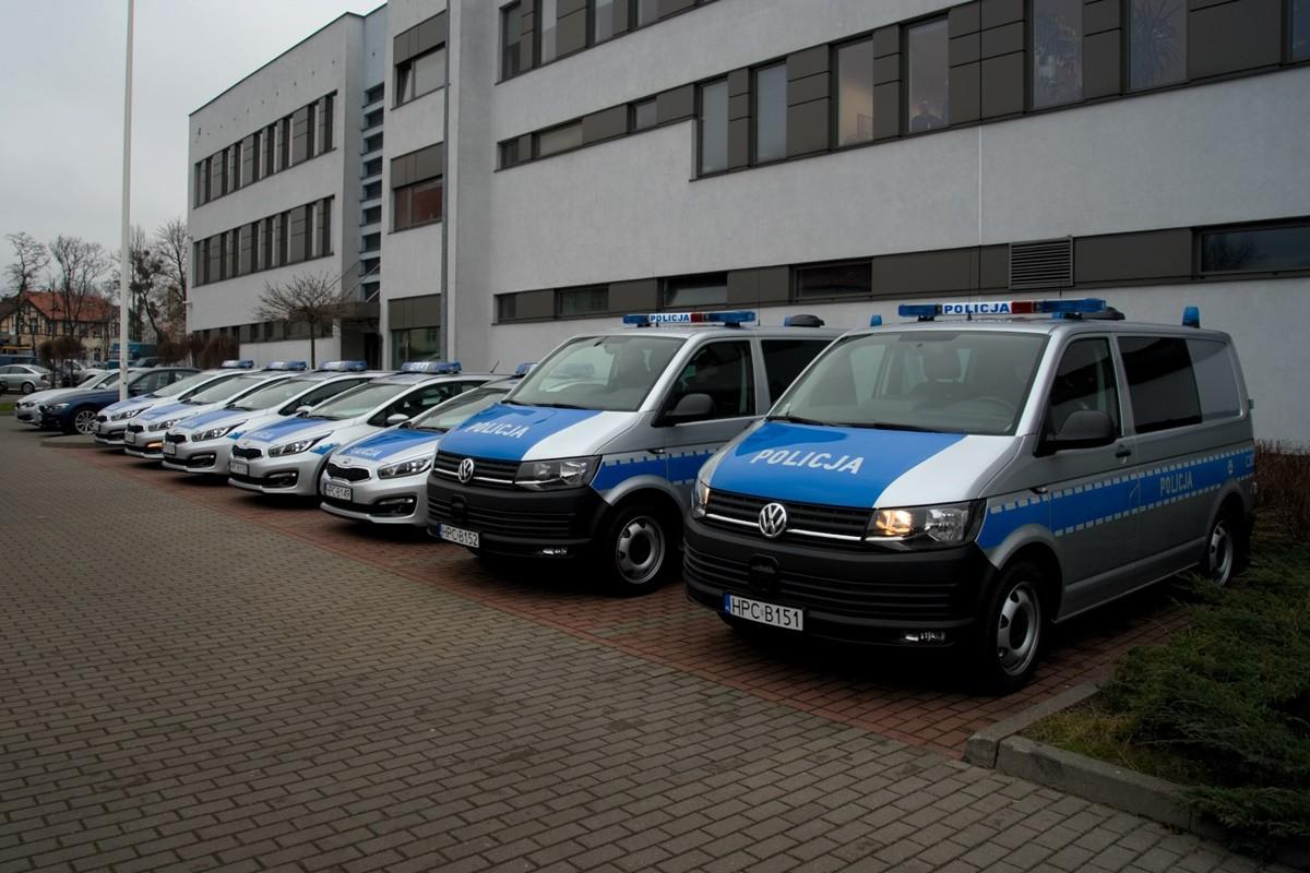 policja_kujawsko-pomorskie_nowe radiowozy_KWP Bydgoszcz