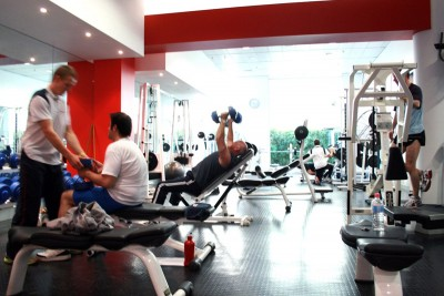 siłownia, fitness - wikipedia