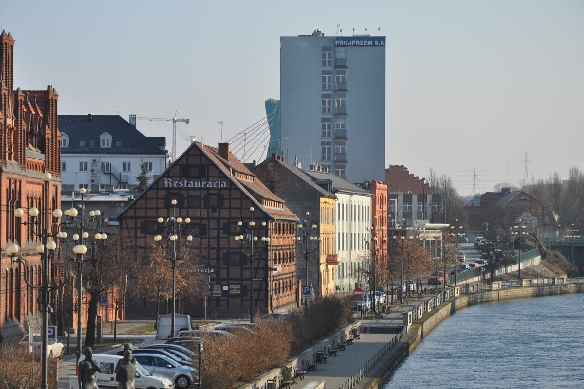 stary port, projprzem - st