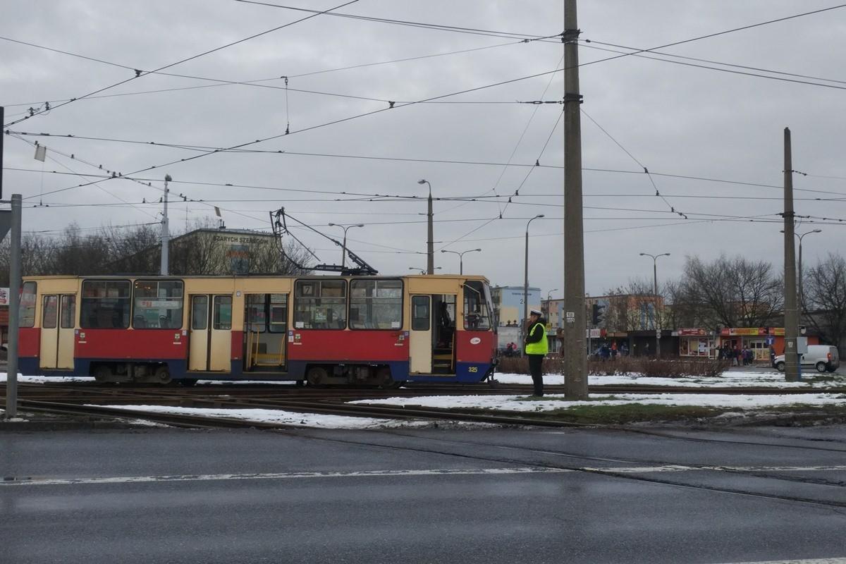 tramwaj, awaria, szarych szeregów - sg (2)