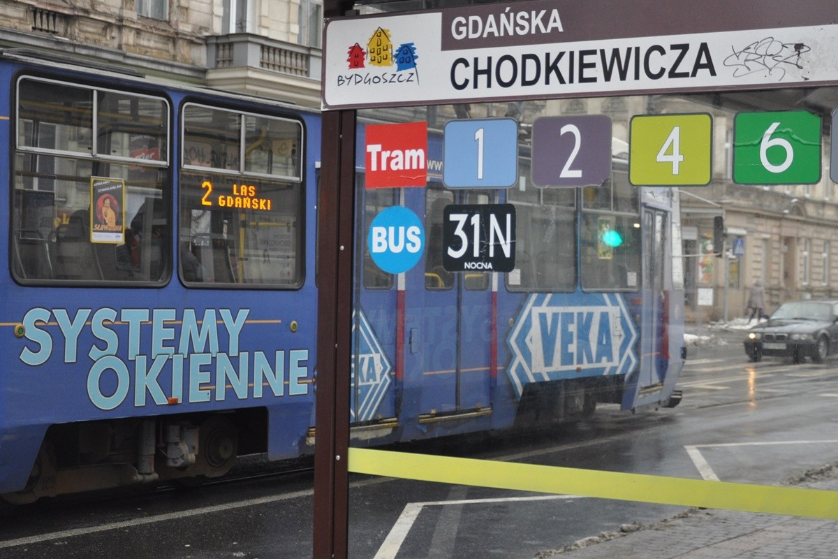 Gdańska Chodkiewicza Bydgoszcz