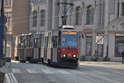 tramwaj Gdańska Bydgoszcz