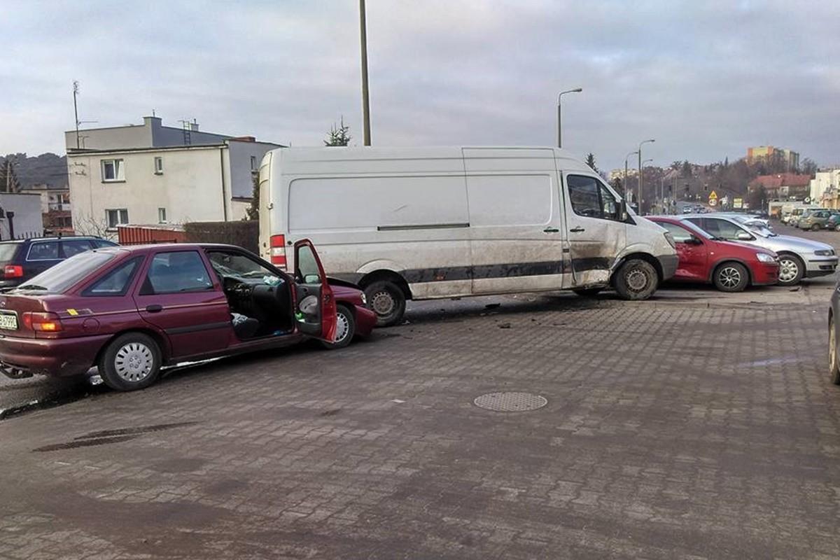 wypadek_Bydgoszcz_ul. Kolbego - KA-1
