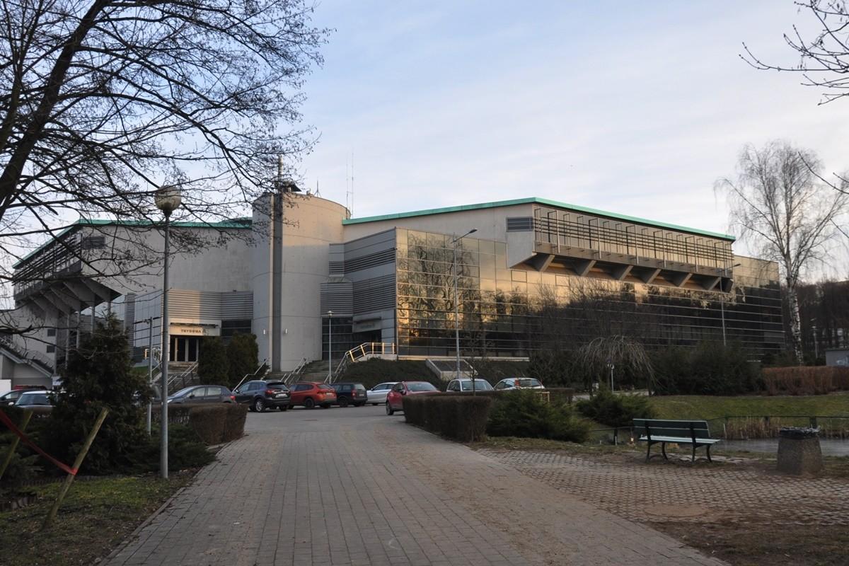 HSW Łuczniczka Bydgoszcz_Hala Sportowo-Widowiskowa_SF