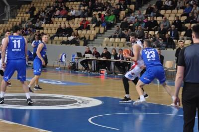 I liga koszykarzy_ Enea Astoria Bydgoszcz - Energa Kotwica Kołobrzeg _Frąckiewicz - SF