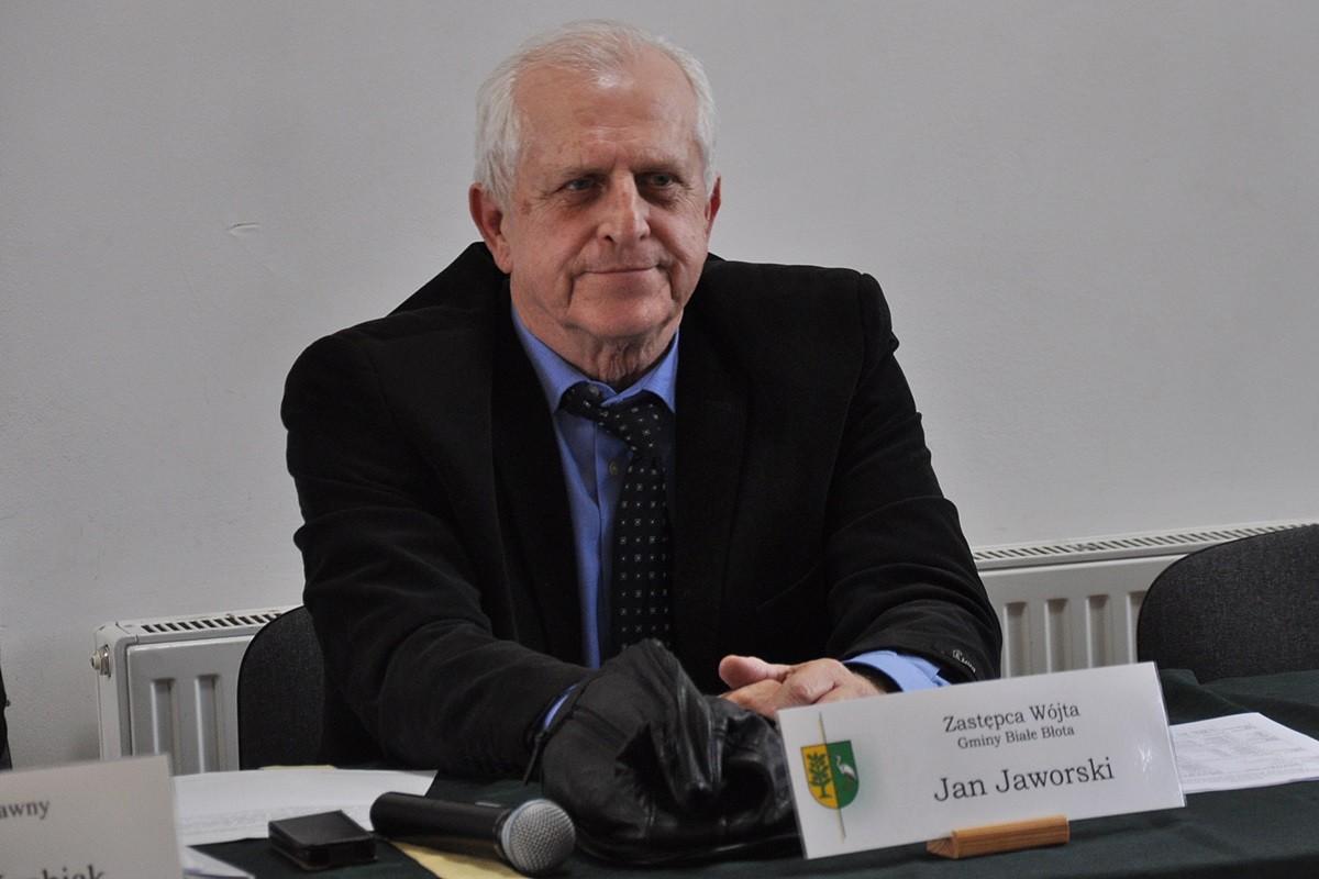 Jan Jaworski - ST