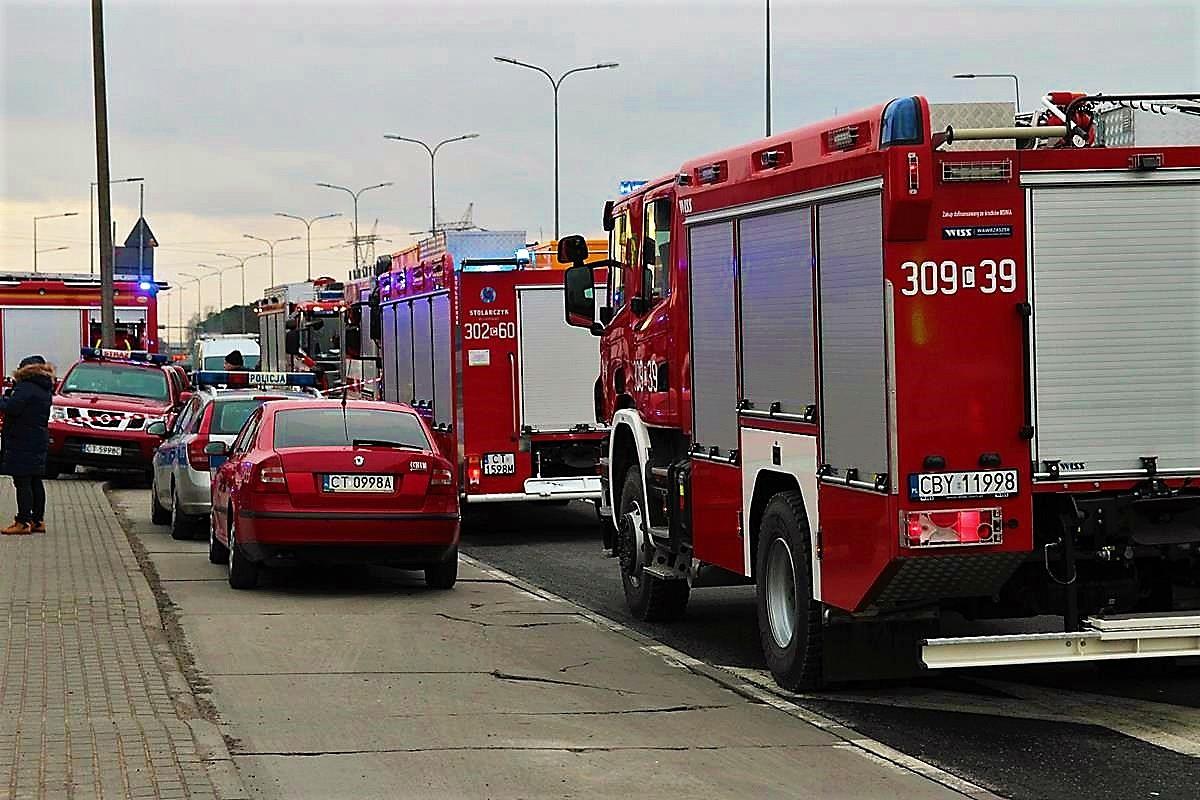 Straż-Pożarna-Pożar-Wypadek-SG