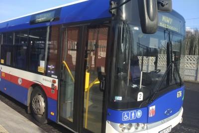 autobus MZK_linia międzygminna 93 - SG