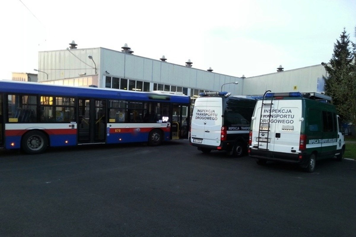 kontrola witd_kierowcy autobusów miejskich_witd bydgoszcz