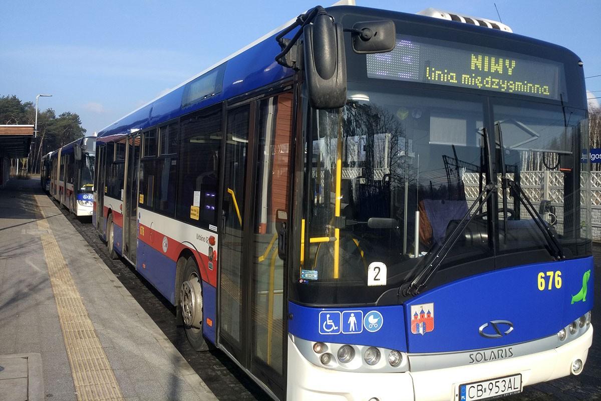 linia 93 Bydgoszcz