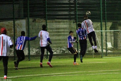 piłka nożna_sparing Budowlany KS Bydgoszcz - Unia Solec Kujawski (1-6) - AR
