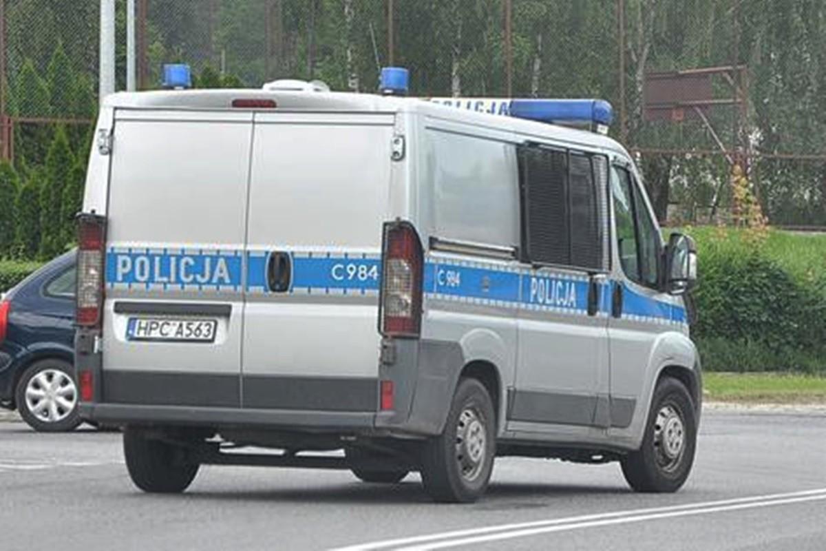 policja - szubin - Maciej Rejment
