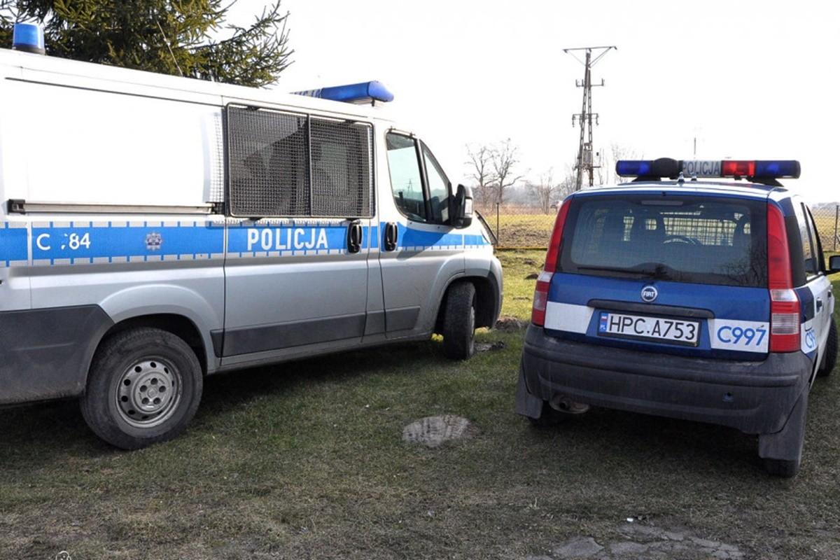 policja_radiowóz - na sygnale_maciej rejment