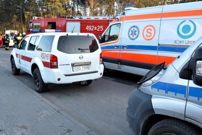 służby_policja, pogotowie, straż - Maciej Rejment